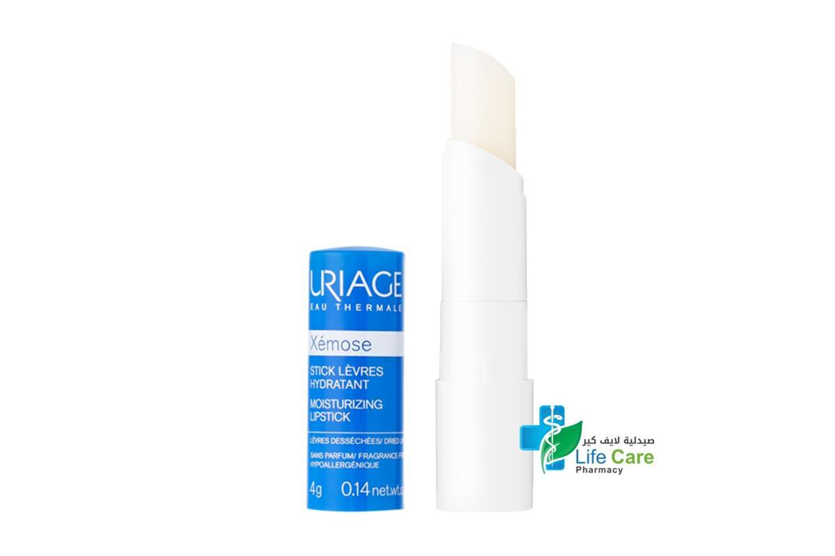 URIAGE XEMOSE LIP STICK 4 G - Life Care Pharmacy