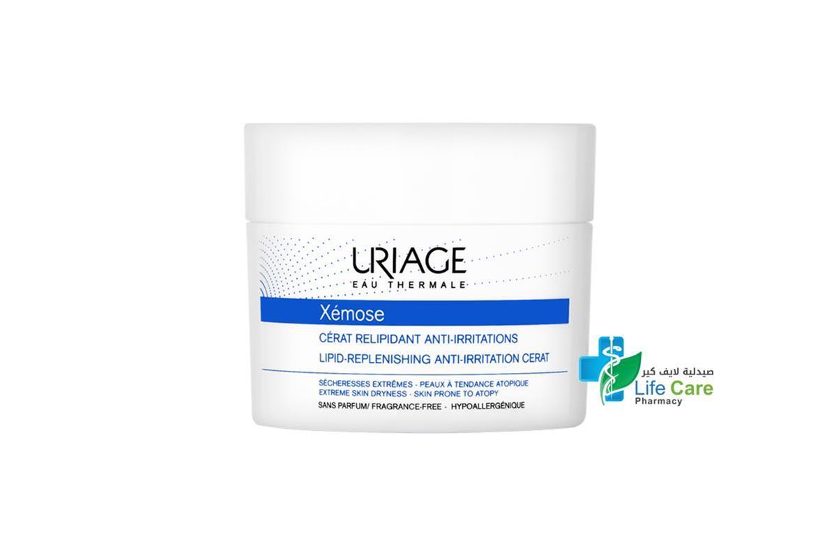 URIAGE XEMOSE CERAT CREAM 200ML - Life Care Pharmacy