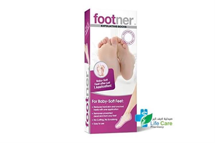 FOOTNER SOCKS - Life Care Pharmacy