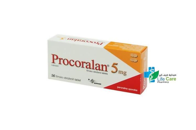 PROCORALAN 5 MG 56 TABLETS - Life Care Pharmacy