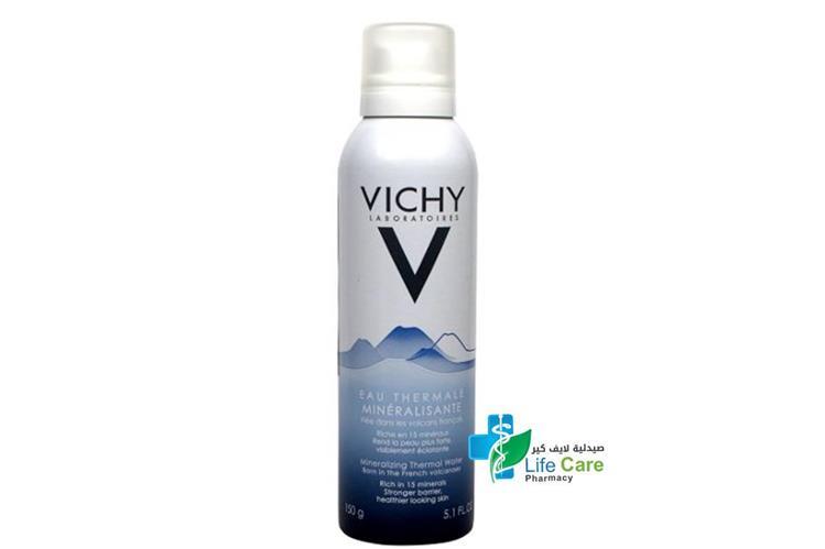 VICHY EAU THERMALE 150 GM - صيدلية لايف كير