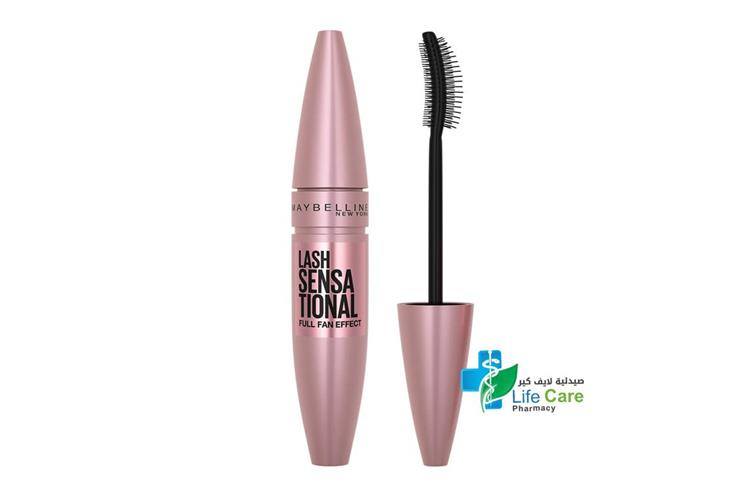 MAYBELLINE LASH SENSATIONAL INTENSE BLACK - صيدلية لايف كير