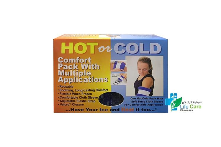 HOT COLD COMFORT PACK GEL - Life Care Pharmacy