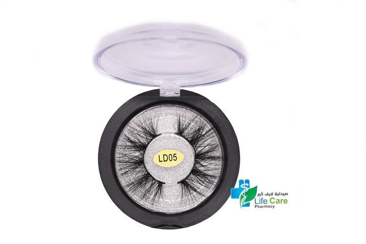 DIAMOND LASHES LD05 - صيدلية لايف كير