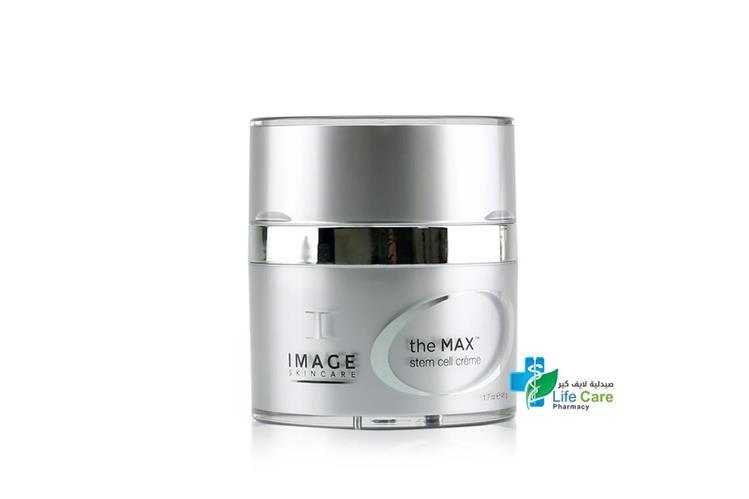 IMAGE THE MAX STEM CELL CREME 48GM - صيدلية لايف كير