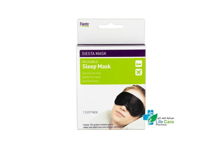 FLENTS SLEEP MASK F414 404 - صيدلية لايف كير