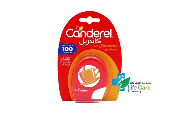 CANDEREL 100 TAB - صيدلية لايف كير