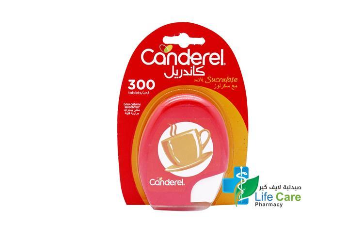 CANDEREL 300 TAB - صيدلية لايف كير