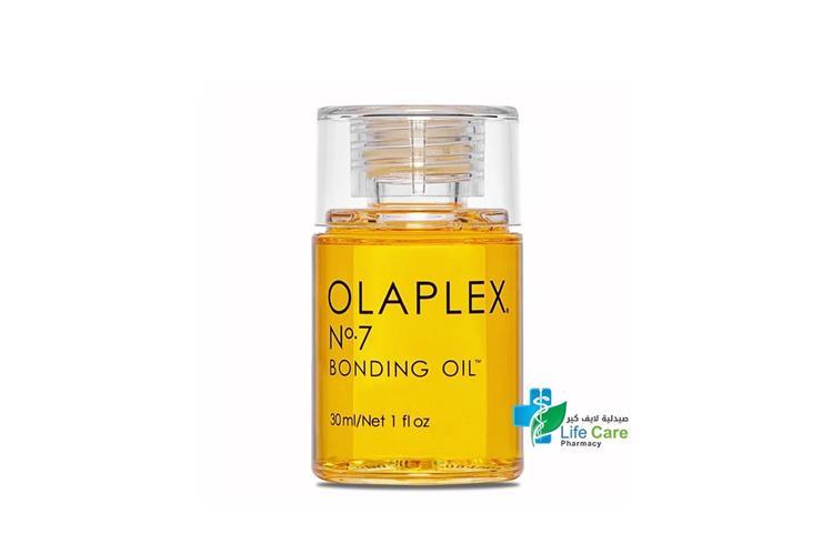 OLAPLEX NO.7 BONDING OIL 30 ML - صيدلية لايف كير