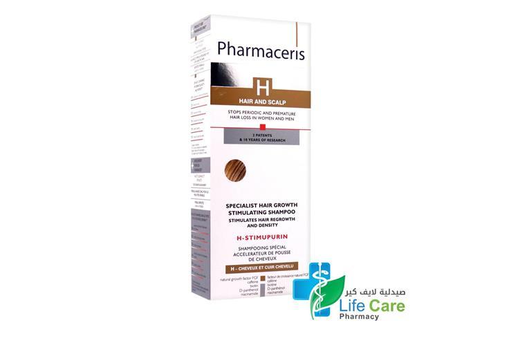 PHARMACERIS  H STIMUPURIN SHAMPOO 250 ML - Life Care Pharmacy