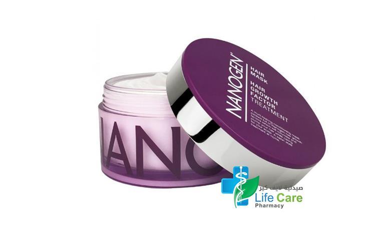 NANOGEN HAIR MASK - Life Care Pharmacy