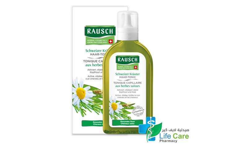 RAUSCH HAIR TONIC 200ML - Life Care Pharmacy