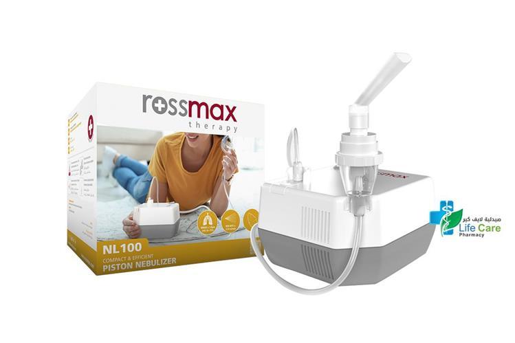 ROSSMAX PISTON NEBULIZER MODEL NL 100 - Life Care Pharmacy