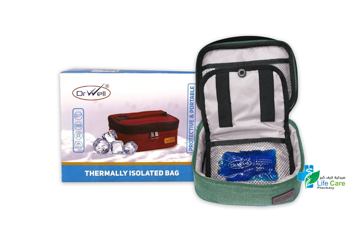 DR WELL THERMALLY ISOLATED BAG BIG SIZE - صيدلية لايف كير