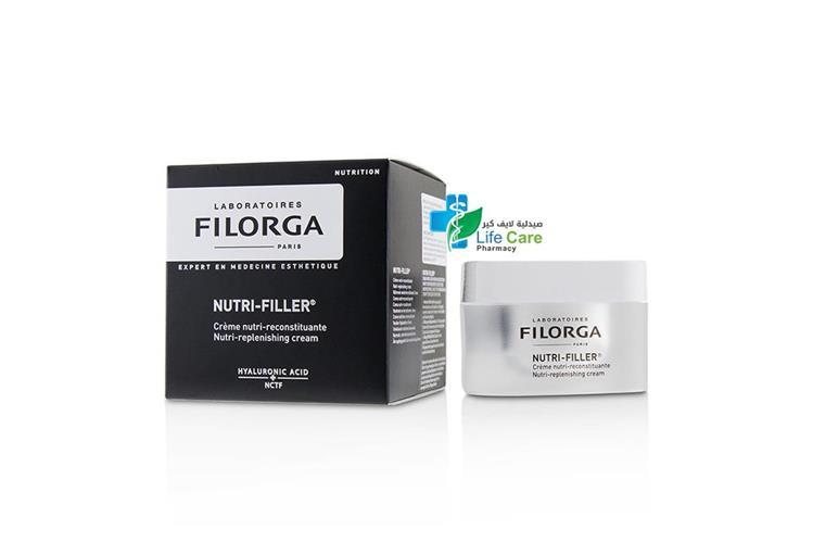 FILORGA NUTRI FILLER 50 ML - Life Care Pharmacy