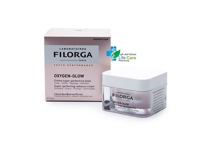 FILORGA OXYGEN GLOW CREAM 50 ML - Life Care Pharmacy
