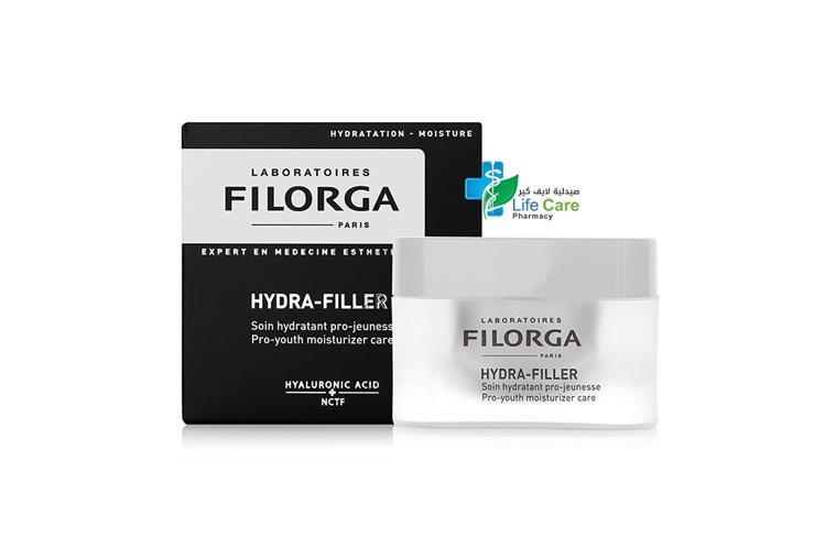 FILORGA HYDRA FILLER 50 ML - Life Care Pharmacy