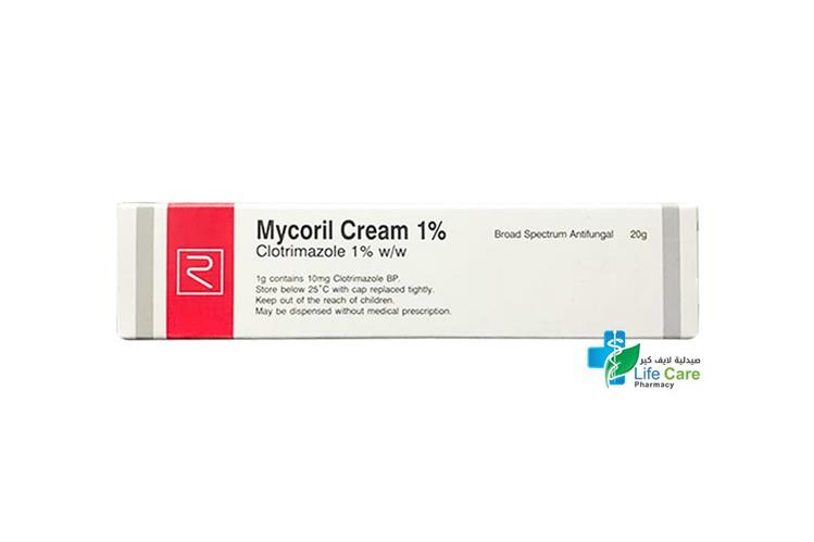 MYCORIL CREAM 1% - Life Care Pharmacy