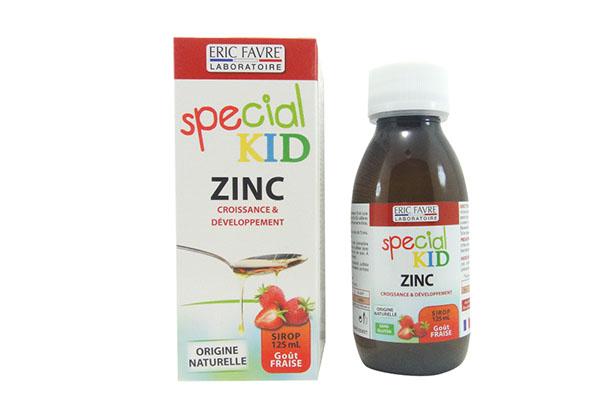 SPECIAL KID ZINC 125ML - صيدلية لايف كير